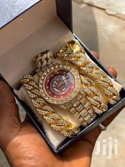 Rolex Watch, Ring and Chain | Watches for sale in Greater Accra, Darkuman