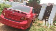 Toyota Corolla 2009 1.6 Advanced Red | Cars for sale in Ashanti, Adansi North