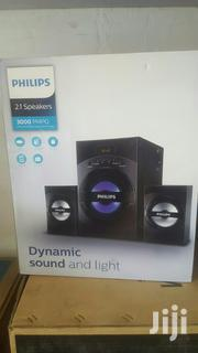 Philip 2.1 Speakers Dynamic Sound And Light | Audio & Music Equipment for sale in Greater Accra, North Kaneshie