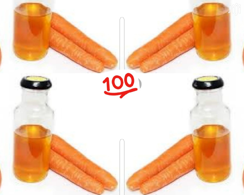 Carrot Oil For Radiance Skin | Skin Care for sale in Shama Ahanta East Metropolitan, Western Region, Ghana