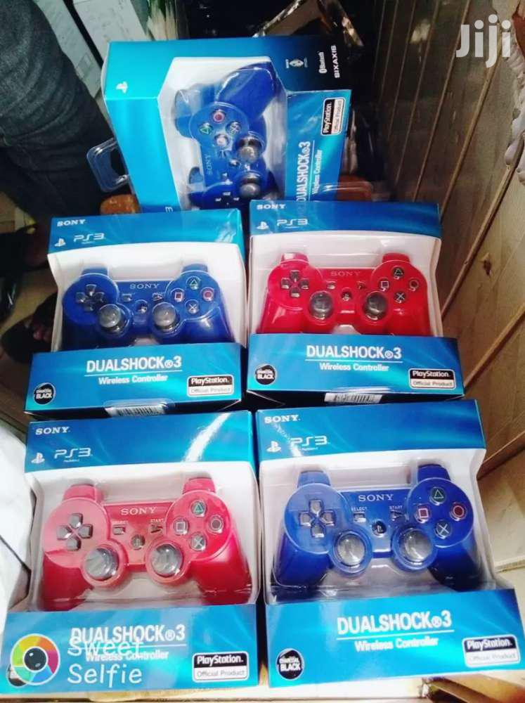 Original Colored Playstation3 Pad | Accessories & Supplies for Electronics for sale in Bubuashie, Greater Accra, Ghana
