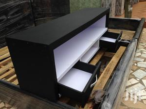 Black White TV Unit   Furniture for sale in Greater Accra, Alajo