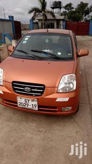 Kia Picanto 2008 Orange   Cars for sale in Greater Accra, Nungua East