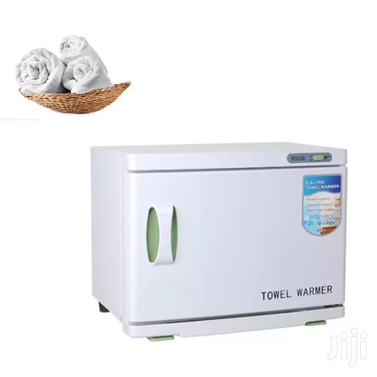 Towel Warmer/UV Sterilizer