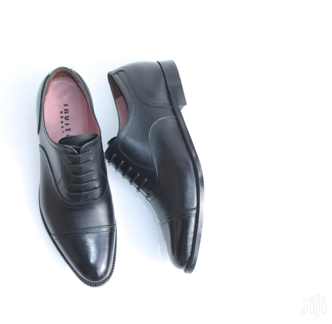 Oxford Cap Toe Mens Shoes   Shoes for sale in Accra Metropolitan, Greater Accra, Ghana
