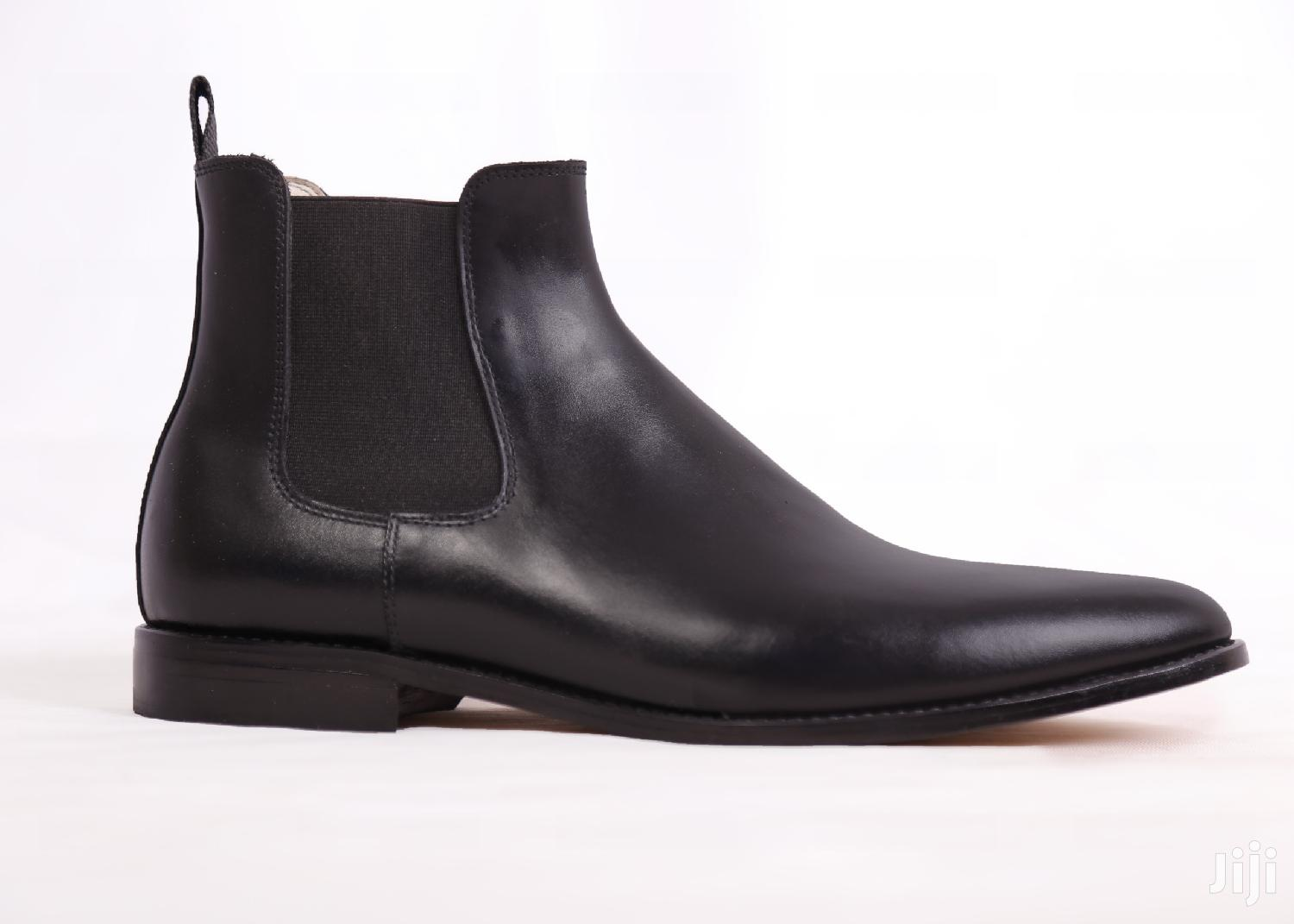 Men's Quality Leather Chelsea Boots