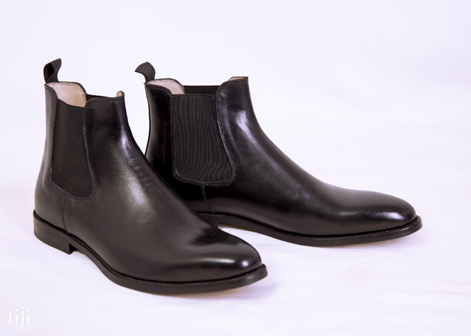 Men's Quality Leather Chelsea Boots | Shoes for sale in Accra Metropolitan, Greater Accra, Ghana