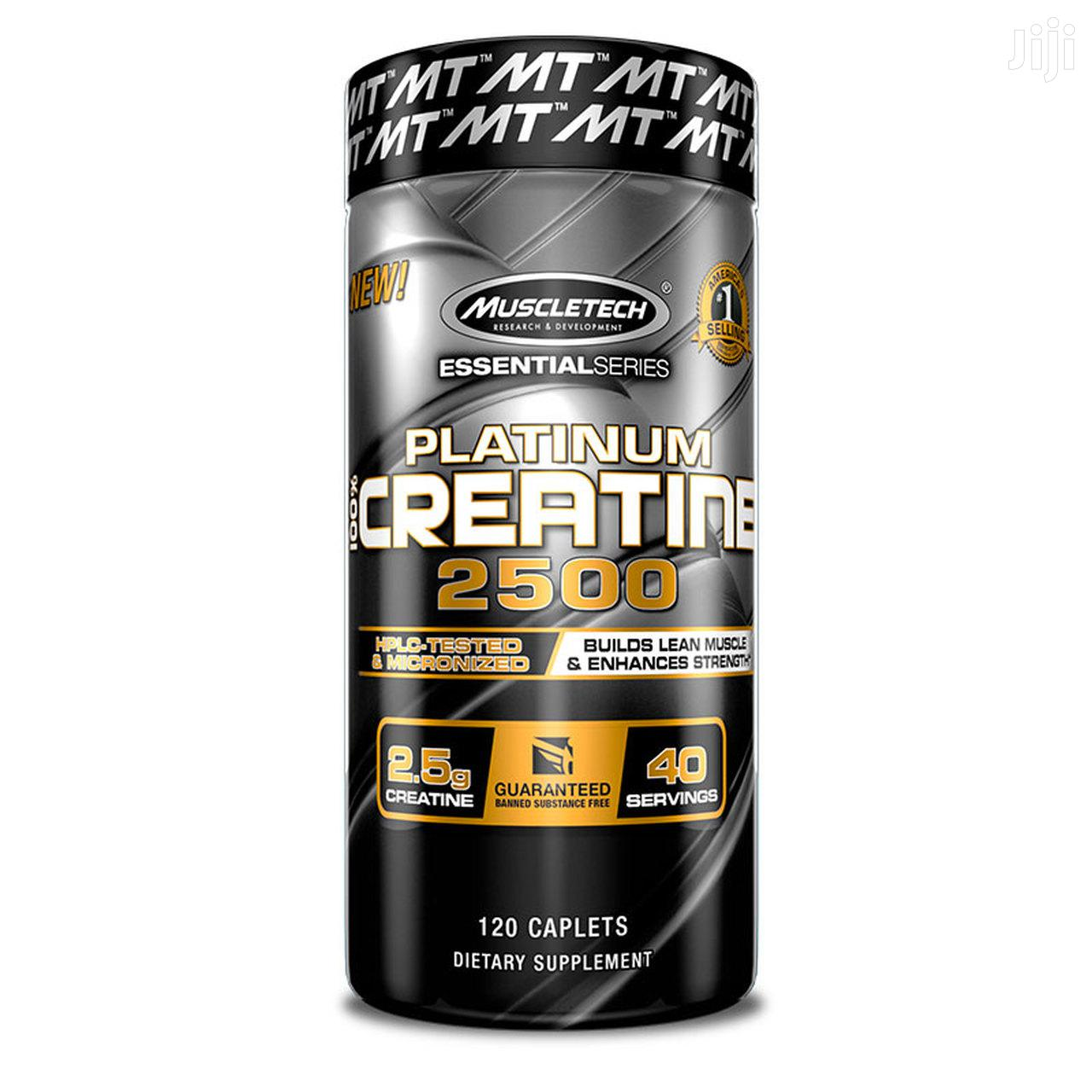 Archive: Supplement: Platinum Creatine, 120 Tablets