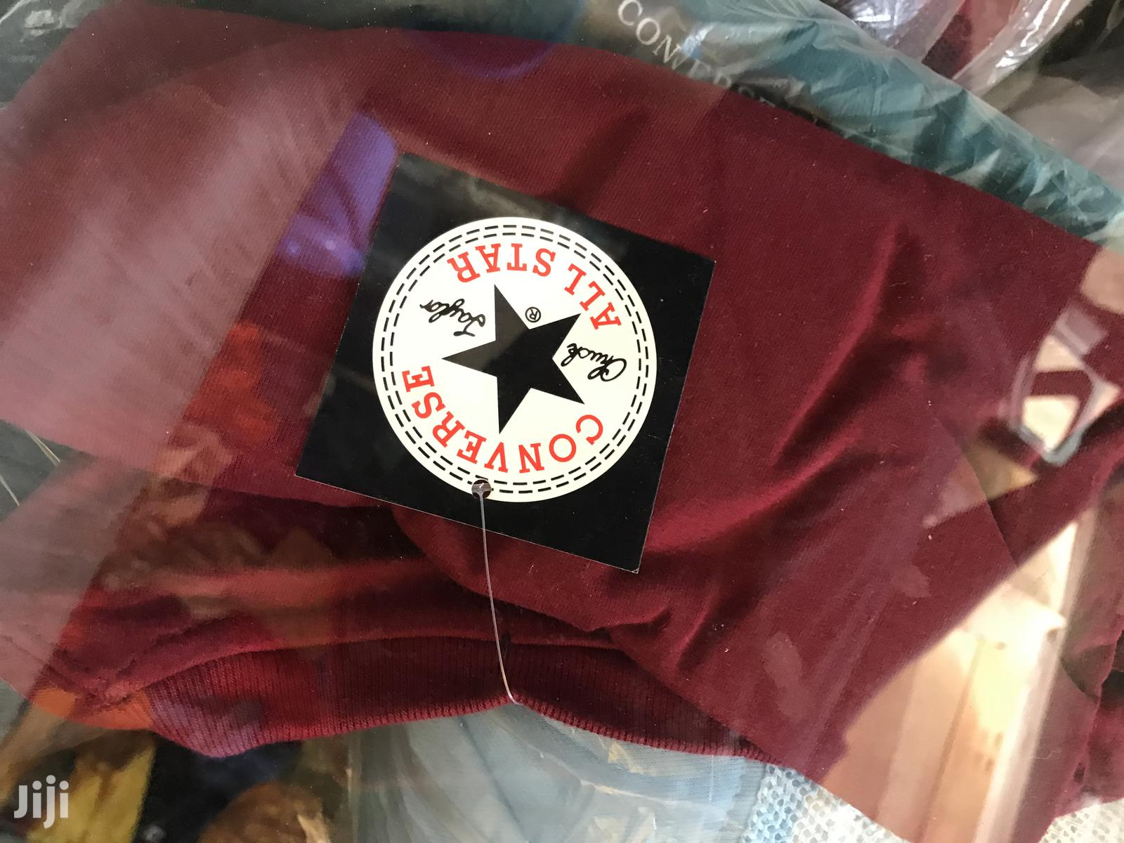 Original Converse Plain T-shirt | Clothing for sale in Accra Metropolitan, Greater Accra, Ghana