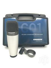 Samson C01 Studio Condenser Microphone | Audio & Music Equipment for sale in Greater Accra, Kwashieman