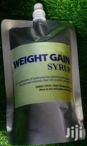 Weight Gain Syrup in Sizes for Skinny Slim Men and Women 1week Results | Vitamins & Supplements for sale in Greater Accra, Kokomlemle