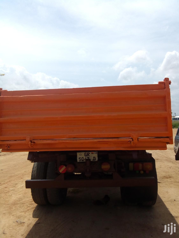 Selling Benz Single Axel Tipper Truck in Kasoa | Trucks & Trailers for sale in Awutu Senya East Municipal, Central Region, Ghana