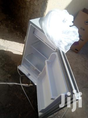 """Now Rainbow Table Top Fridge """" 