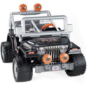 Fisher-price Power Wheels Tough Talking Jeep Wrangler   Toys for sale in Ashanti, Kumasi Metropolitan