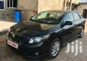 Toyota Corolla 2010 Black | Cars for sale in Upper West Region, Nadowli District