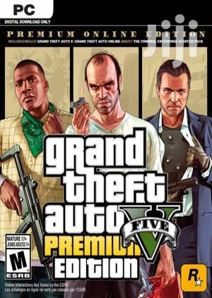 Grand Theft Auto v GTA 5 PC VERSION | Video Games for sale in Greater Accra, Labadi