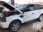 Land Rover Range Rover Sport 2010 HSE 4x4 (5.0L 8cyl 6A) White | Cars for sale in Ashanti, Kumasi Metropolitan