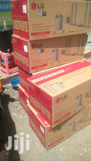 Experience Powerful Bass With LG 1000W 5.1channel Home Theatre System   Audio & Music Equipment for sale in Greater Accra, Adabraka