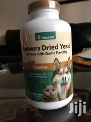 Naturvet Brewest Yeast USA 1000 Tabs | Pet's Accessories for sale in Greater Accra, Accra Metropolitan