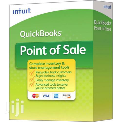 Quickbooks Point Of Sale Software | Multistore Function Enabled