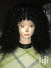 Unprocessed Virgin Remi Curly Human Hair Wig   Hair Beauty for sale in Greater Accra, Burma Camp