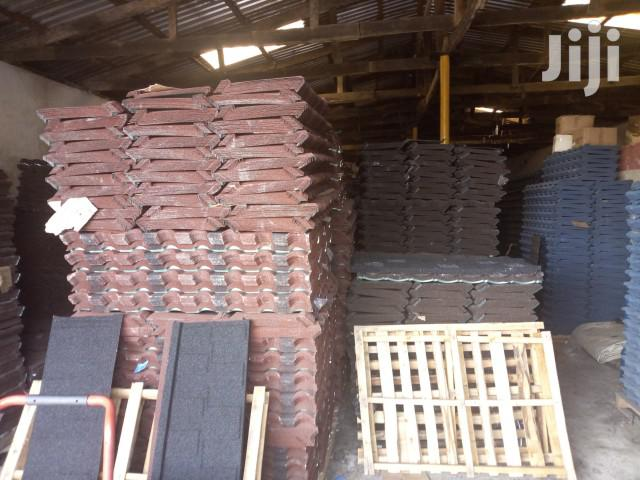 Distributor,Stone Coated Alu-Zinc Roofing Sheets | Building Materials for sale in Accra Metropolitan, Greater Accra, Ghana