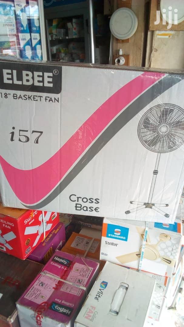 Archive: Elbee Standing Fan
