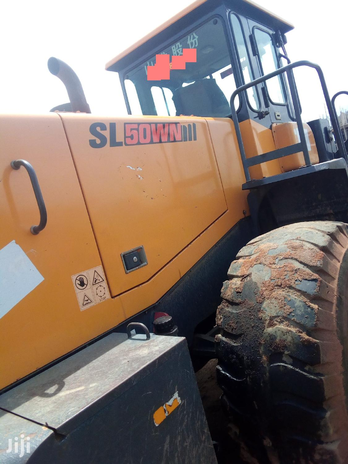 Archive: Selling Shantui SL50WN Payloader 2017 Registered In Good Condition