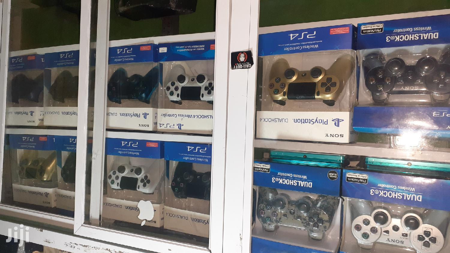Ps4 Controllers | Accessories & Supplies for Electronics for sale in Kotobabi, Greater Accra, Ghana