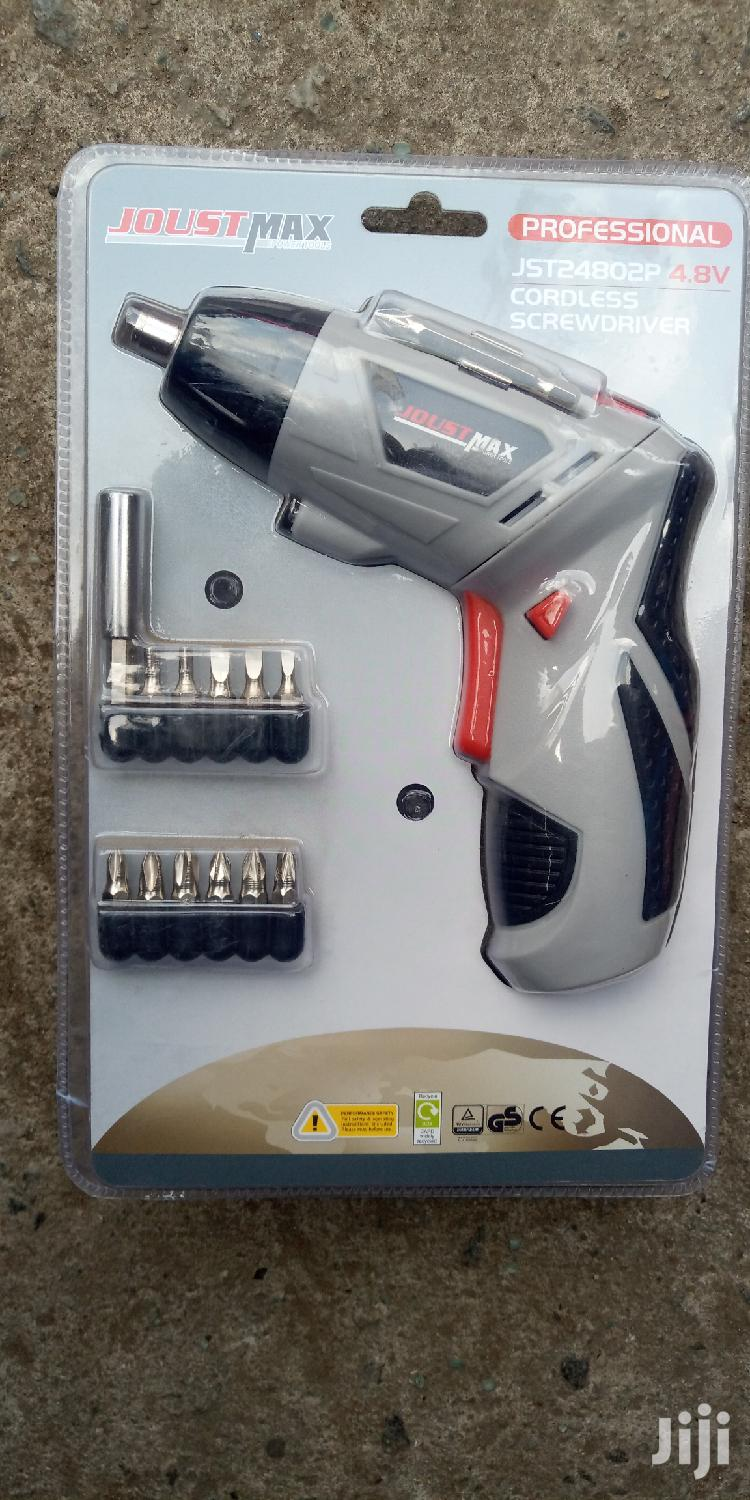 Electric Rechargeable Screw Driver | Electrical Tools for sale in Abossey Okai, Greater Accra, Ghana