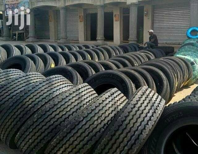 Truck Tyres Quality
