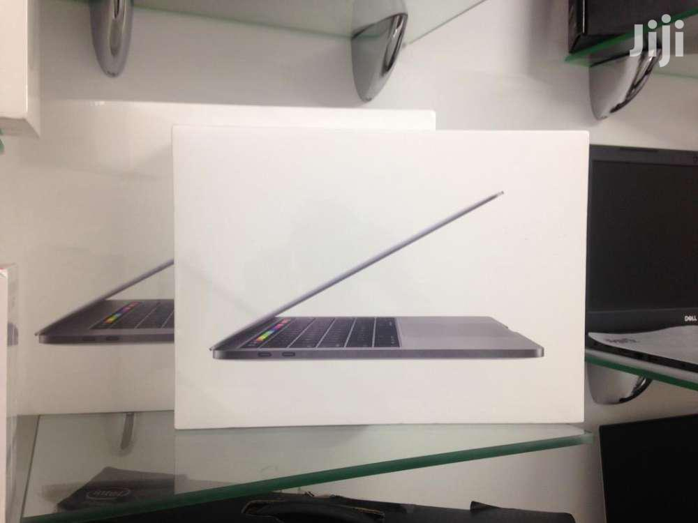 2018 Macbook Pro With Touch Bar