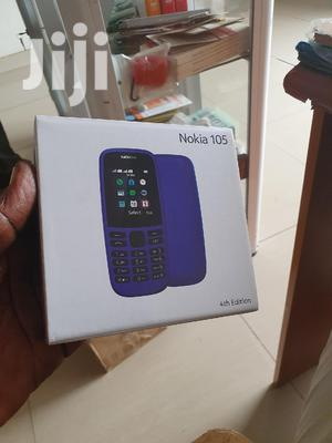 New Nokia 105 Black
