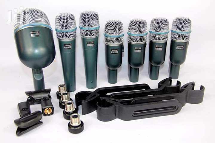 Drum Microphon Seven Set