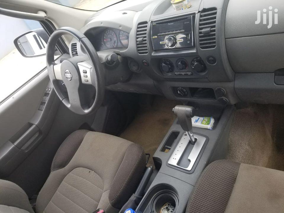 Archive: Nissan Xterra 2005 Automatic Gray