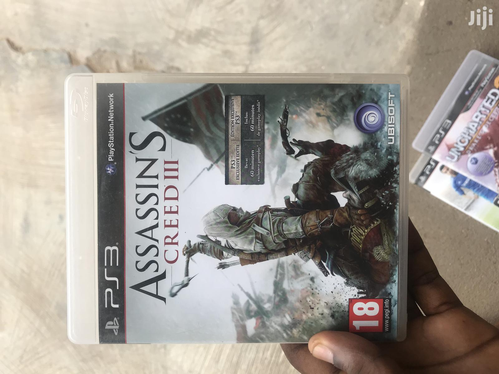 Archive: Assassin Creed III