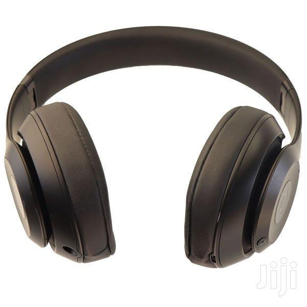 Beats By Dr Dre Studio3 Wireless Matte Black Over Ear Headphones In Avenor Area Headphones Desmomd Tutu Jiji Com Gh For Sale In Avenor Area Buy Headphones From Desmomd Tutu On