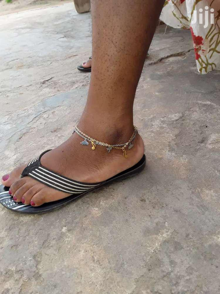 Chain Anklets