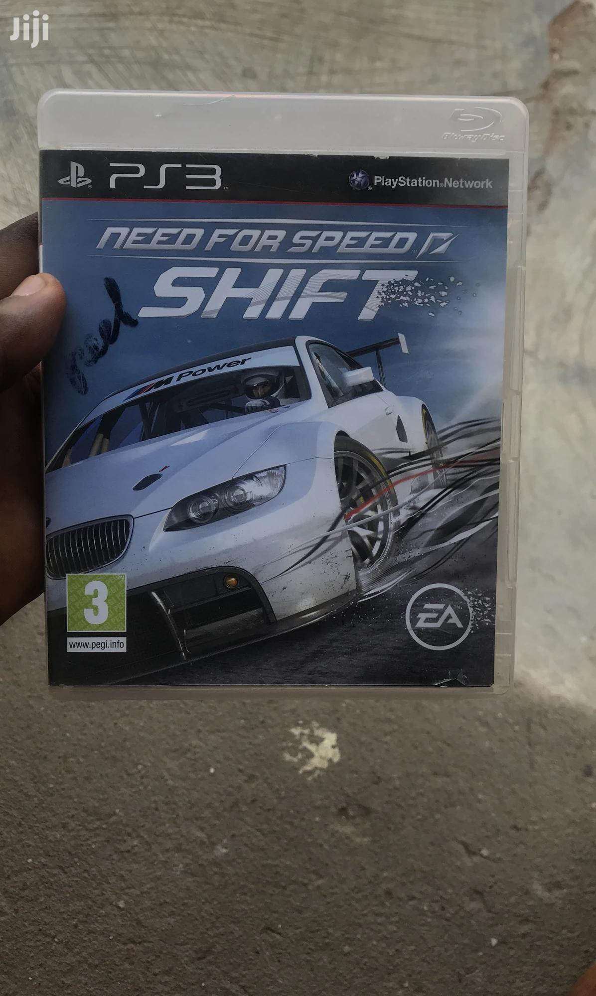 Archive: Need For Speed Shift