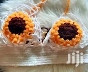 Handweaving Sunflower Bikini Bra | Clothing for sale in Greater Accra, New Mamprobi