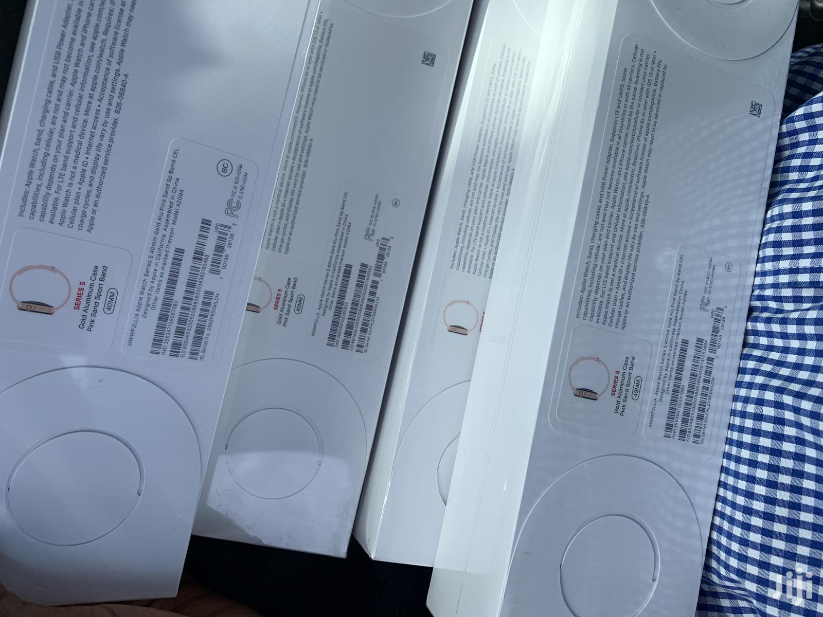 Apple Watch Series 5 40mm | Smart Watches & Trackers for sale in East Legon, Greater Accra, Ghana