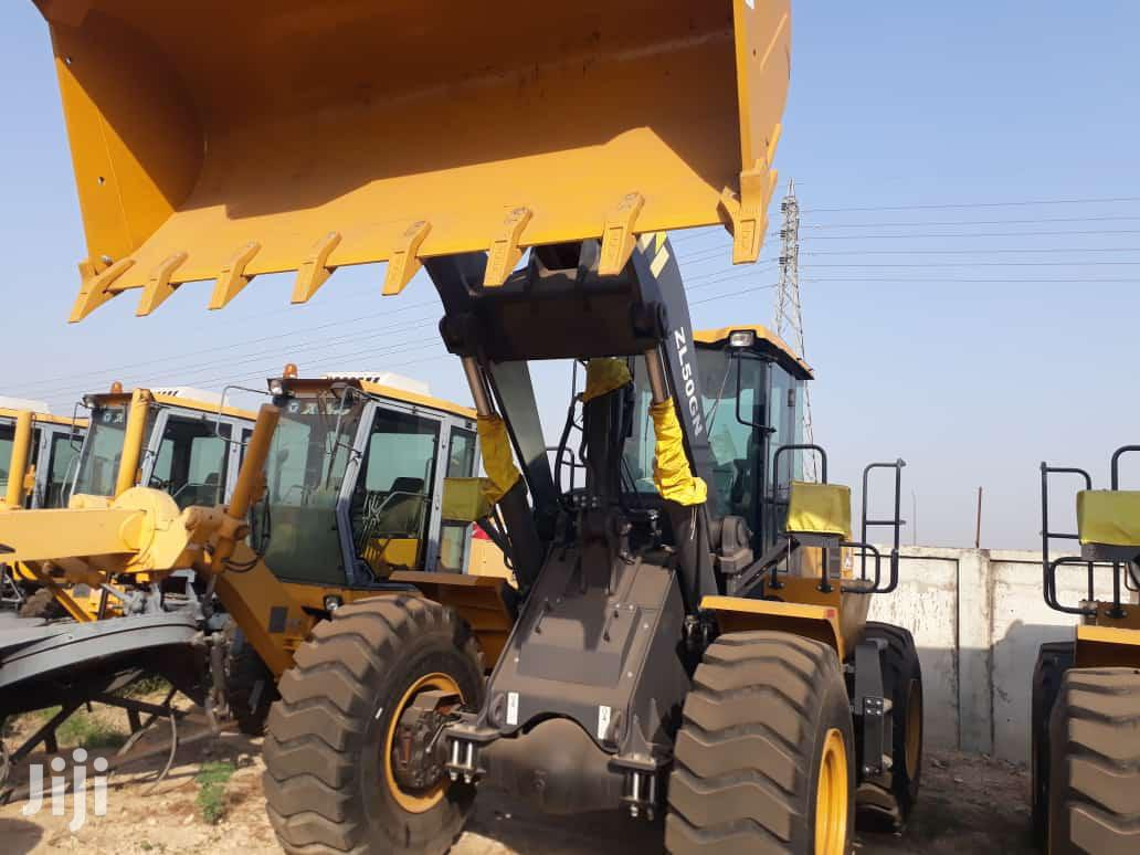 XCMG Payloader Machine | Heavy Equipment for sale in Accra Metropolitan, Greater Accra, Ghana