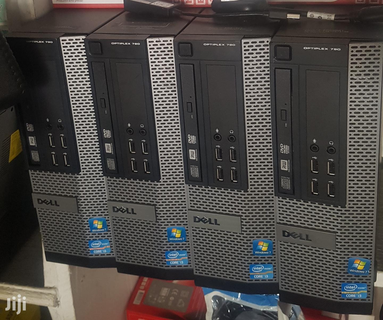 Desktop Computer Dell 4GB Intel Core i3 500GB