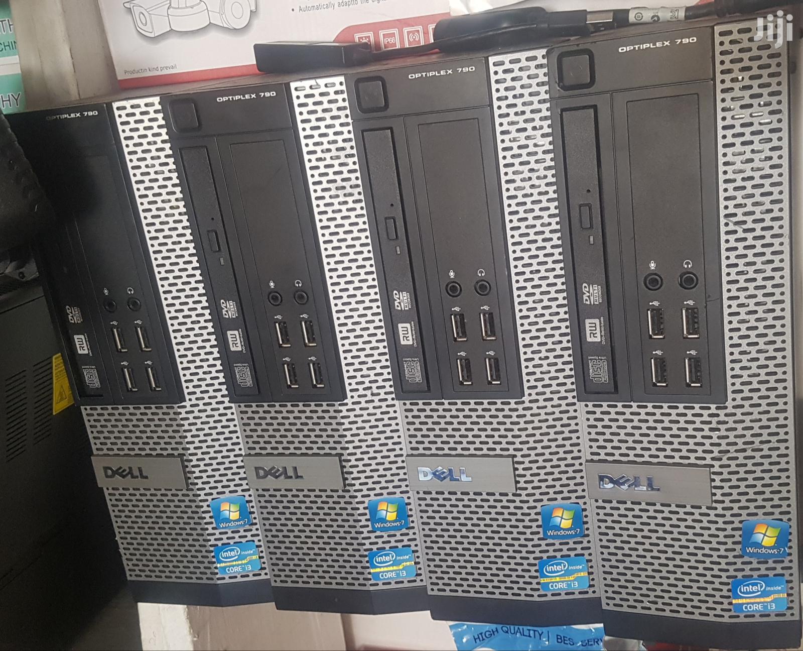 Desktop Computer Dell 4GB Intel Core i3 500GB | Laptops & Computers for sale in Accra Metropolitan, Greater Accra, Ghana