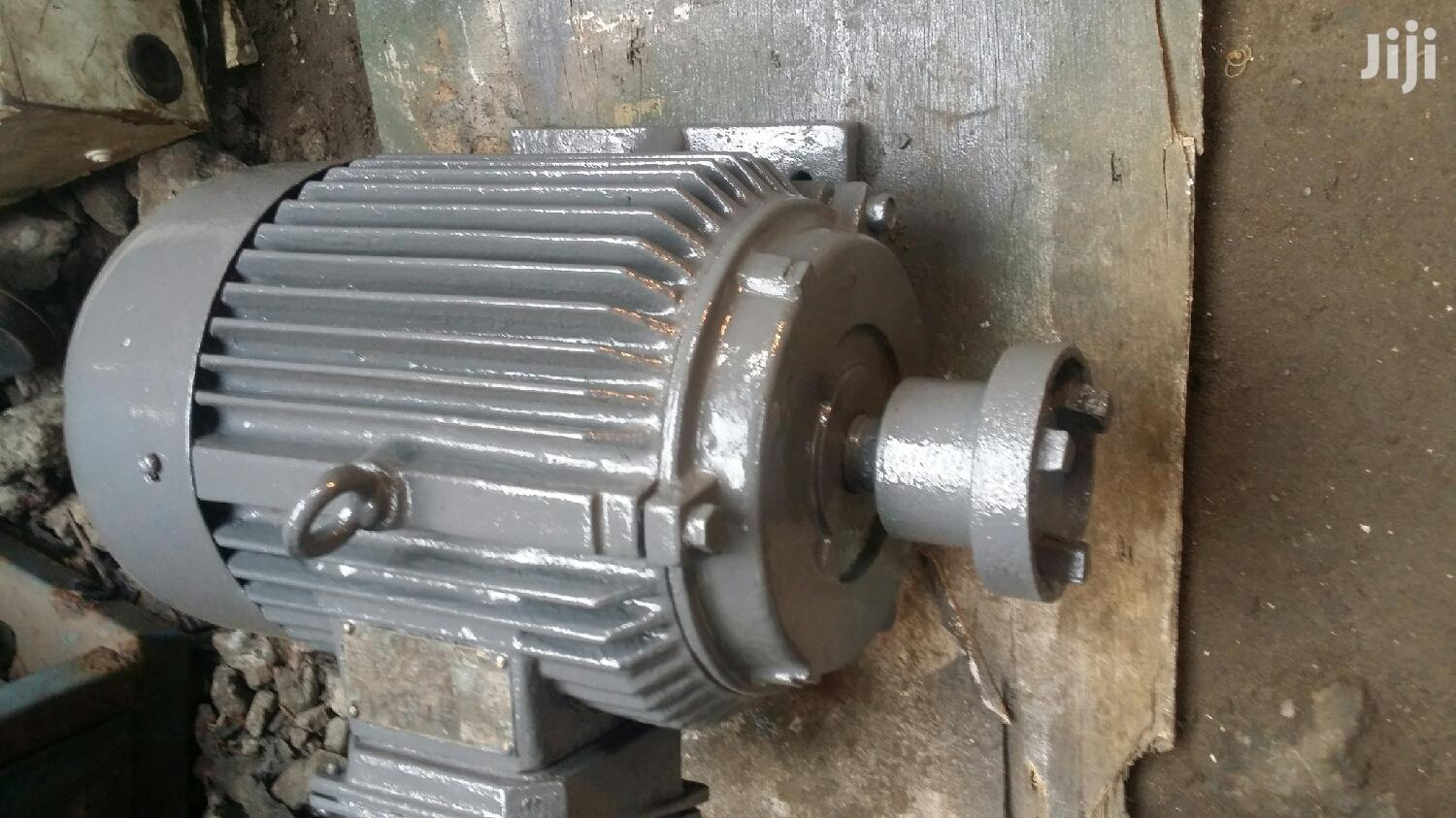 Archive: 7.5 Hp Electric Motor