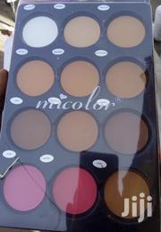 Micolor Powder Palette | Makeup for sale in Greater Accra, Kwashieman