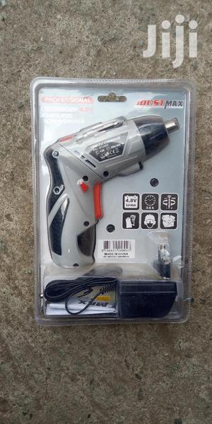Electric Rechargeable Screw Driver