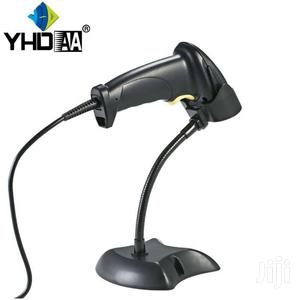 YHD 8100G Automatic Barcode Scanner With Stand   Store Equipment for sale in Greater Accra, Achimota