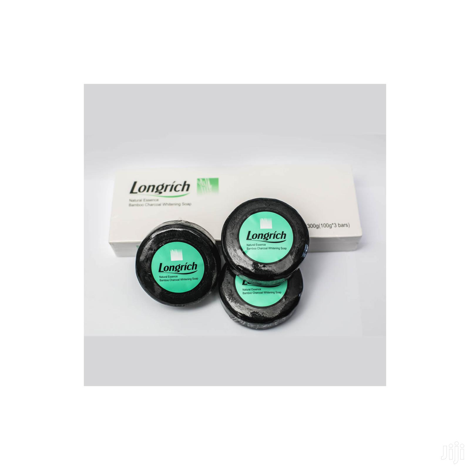 Archive: Longrich Bamboo Charcoal Whitening Soap
