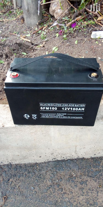 Archive: 12v100ah Battery